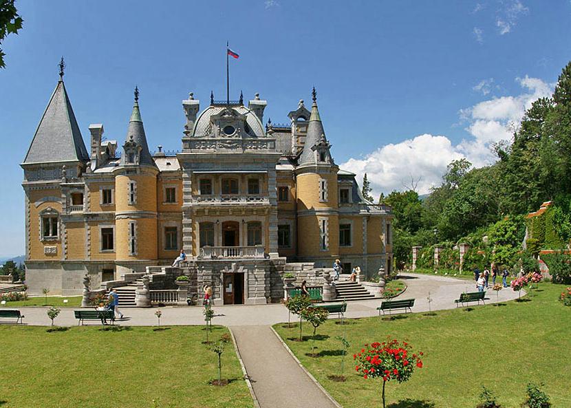 Массандровский-дворец