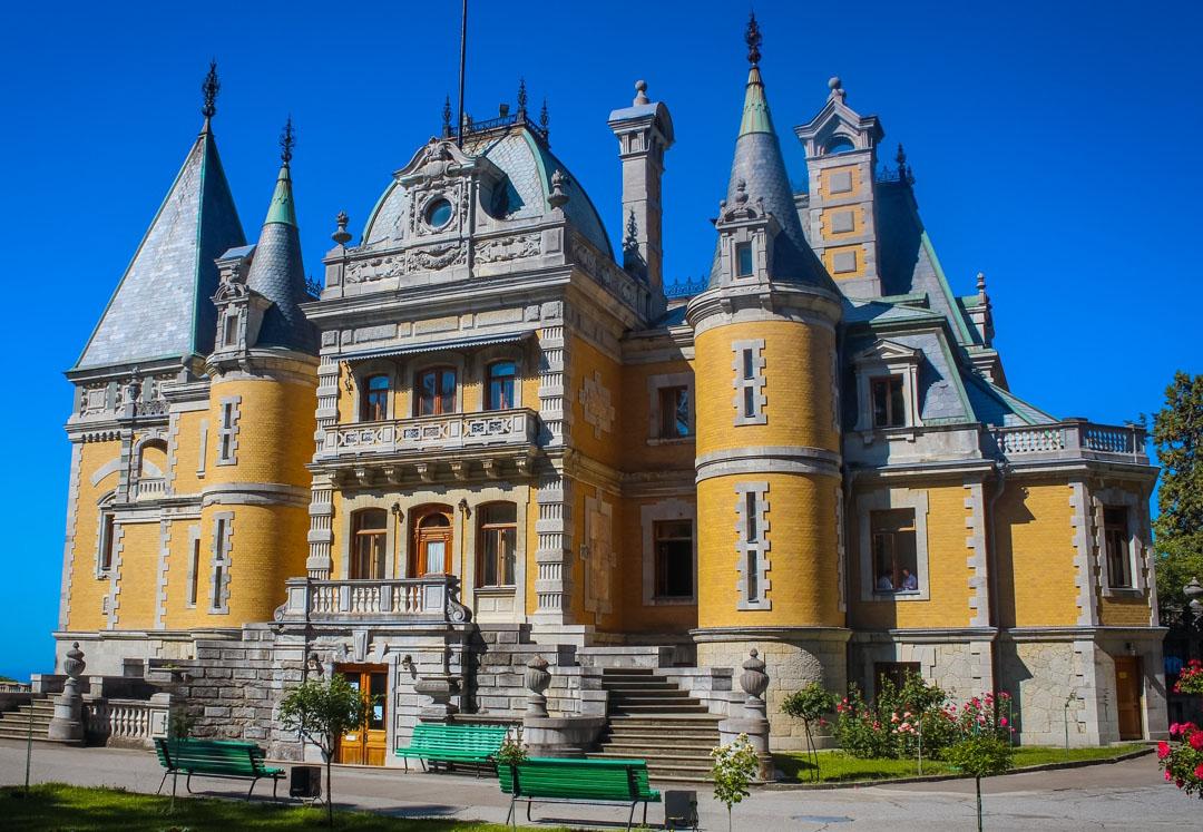 масандровский дворец